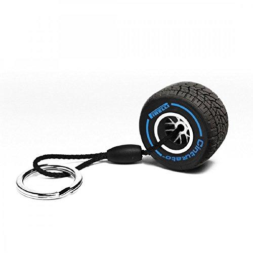 pirelli-nassen-reifen-keyring-blau
