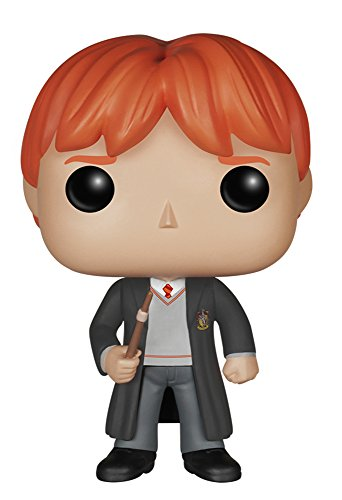 Funko POP Movies: Harry Potter Ron Weasley Action Figure