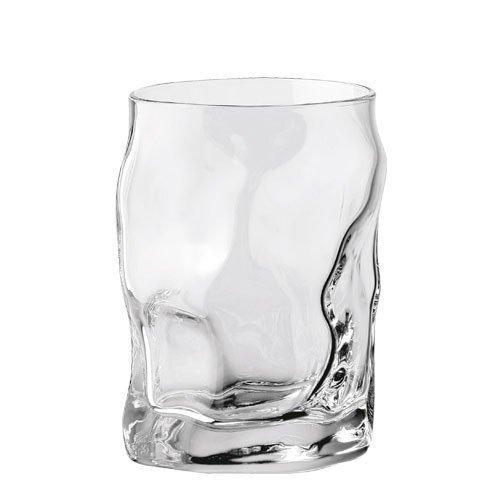 Bormioli Rocco 39676i1 Sorgente - Set di 6 bicchieri da acqua (300 ml)