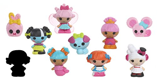 Lalaloopsy Tinies Style 5 Doll (10-Pack) - 1