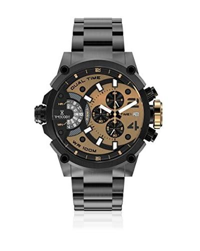 Timecode Reloj de cuarzo Man Tc-1003-07 Antracita 46 mm