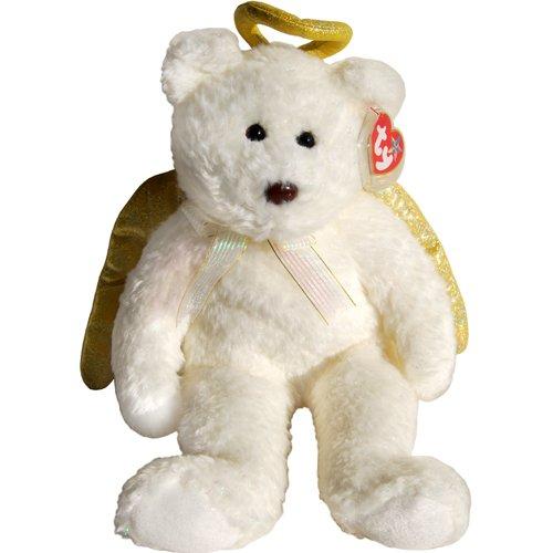 HALO II the Angel Teddy Bear - Ty Beanie Buddies