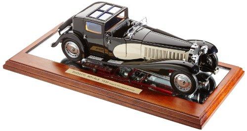 Bauer-3293-J6-118-Bugatti-Royal-Coupe-de-Ville-1931-beige-schwarz