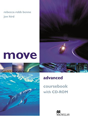 MOVE Adv Sts Pack: Coursebook with CD-ROM