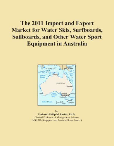 The 2011 Import and Export Market for Water Skis, Surfboards, Sailboards, and Other Water Sport Equipment in Australia