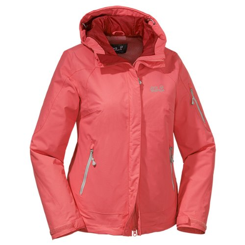 Jack Wolfskin Damen Wetterschutzjacke Affinity Jacket Damen