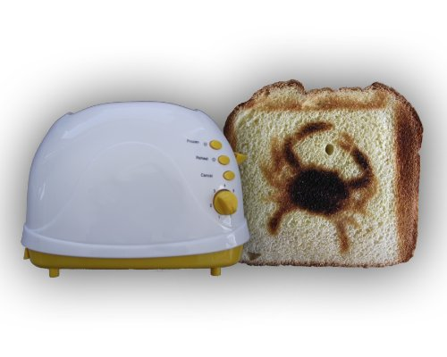 Crab Toaster (Yellow) front-640763