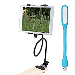 Iceberg makers. In Long arm Flexible Universal Holder Stand For Mini iPad and Tablets And Spider USB LED Light Lamp (Color may vary as per availability)