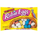 Whoppers LARGE Robin Eggs Malted Milk candy with a Crunchy Shell 10ounce (283g) single pack