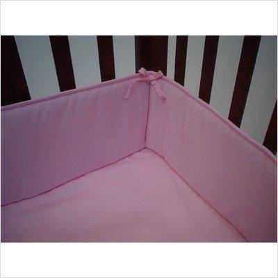 Imagen de American Baby empresa 100% algodón percal Portátil / Mini Cuna Bumper, Ecru