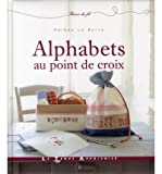 img - for Alphabets au point de croix (Paperback)(French) - Common book / textbook / text book