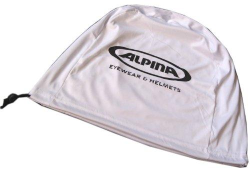 Alpina Helmsäckchen (Farbe: 108 weiß)