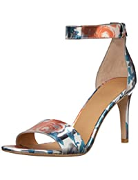 Marc by Marc Jacobs Women's Ankle-Strap Floral Dress Sandal