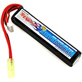 Tenergy 11.1V 1000mAh Li-Po Airsoft Stick Battery Pack for airsoft and other hobby toys