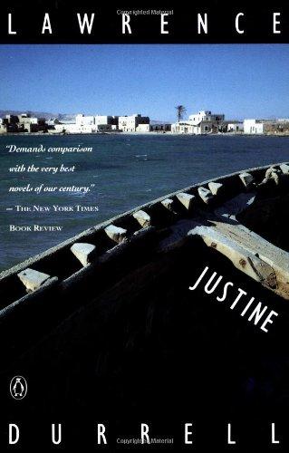 Justine (The Alexandria Quartet #1)