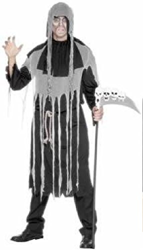 Zombie Halloween Mens Fancy Dress Costume
