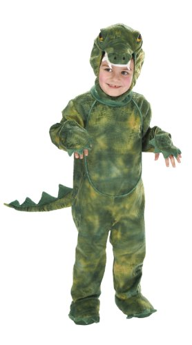 Just Pretend Kids Alligator Animal Costume, Small