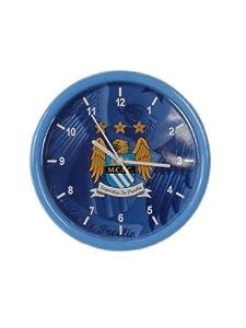 Manchester City FC Wall Clock