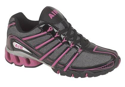 Dek Lady Air Raid Womens Shock Absorbing Running Trainers