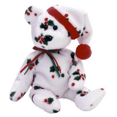 Ty Beanie Babies - 1998 Holiday Teddy Bear - 1