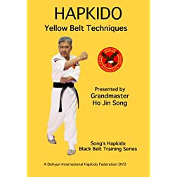 Song's Hapkido Yellow Belt Techniques