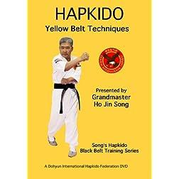 Song's Hapkido Yellow Belt Techniques