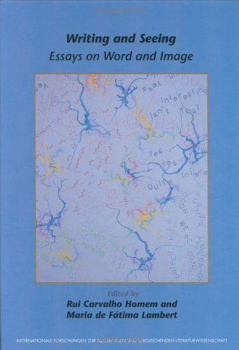 Writing and Seeing: Essays on Word and Image (Internationale Forschungen zur Allgemeinen und Vergleichenden Literaturwis
