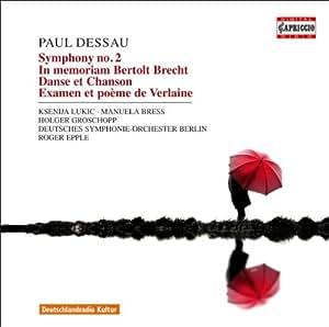 Symphonie N°2 - In Memoriam Bertold Brecht...