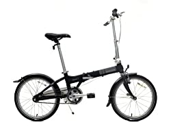Dahon Vitesse D3 Folding Bike, Shadow from Dahon