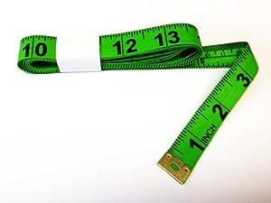 "All-Purpose Tailor Sewing Dieting Tape Measure - 60"" - 10pk"