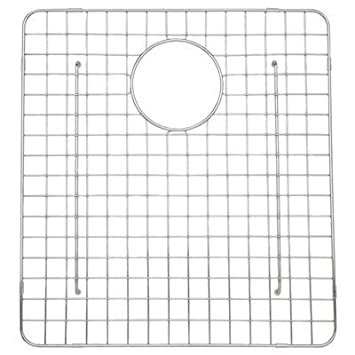 Rohl WSGRSS2416SC Wire Sink Grid for Rss2416 Kitchen Sinks In Stainless Copper Vinyl