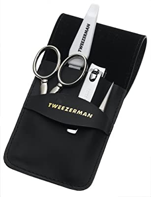 Best Cheap Deal for Tweezerman Deluxe Men's Grooming Kit from Tweezerman - Free 2 Day Shipping Available