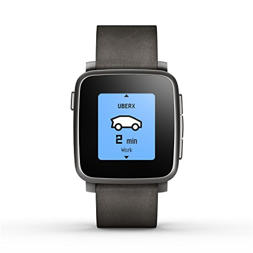 Pebble-Technology-Smartwatch-for-Apple-Android-Devices