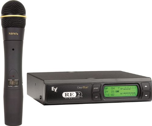 Electro-Voice - Ev Re2-N7-G Handheld Dynamic Supercardioid Wireless