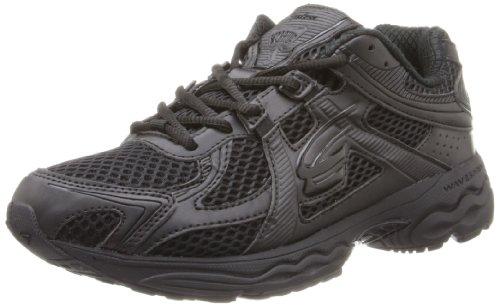 Spira Women'S Scorpius Stability Running Shoe,Black/Black,12 B Us