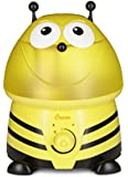 Crane Ultrasonic Adorable Cool Mist Humidifier Bumble Bee