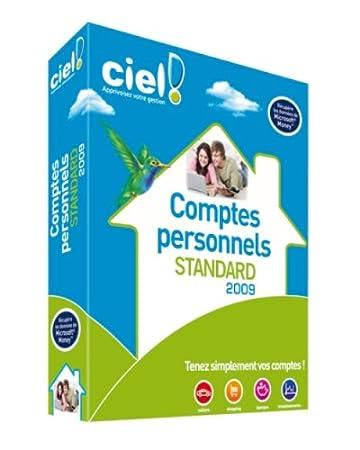 Ciel Comptes Personnels 2009