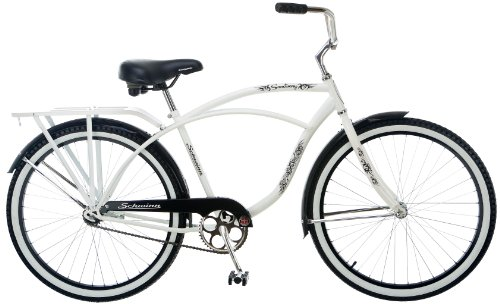 Schwinn Men's Sanctuary Bicycle (White)