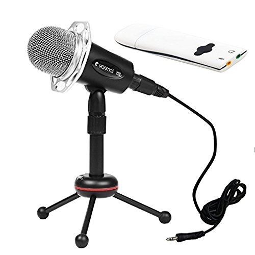 USHAWN-Recording-Microphone-for-Mac-with-3D-External-Sound-Card-and-Tabletop-Adjustable-Desk-Stand