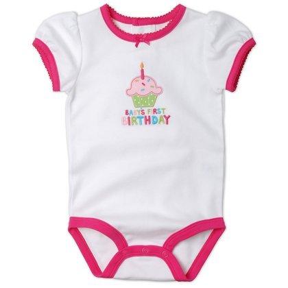 Birthday Girl Outfits Carter S Baby S 1st Birthday Onesie