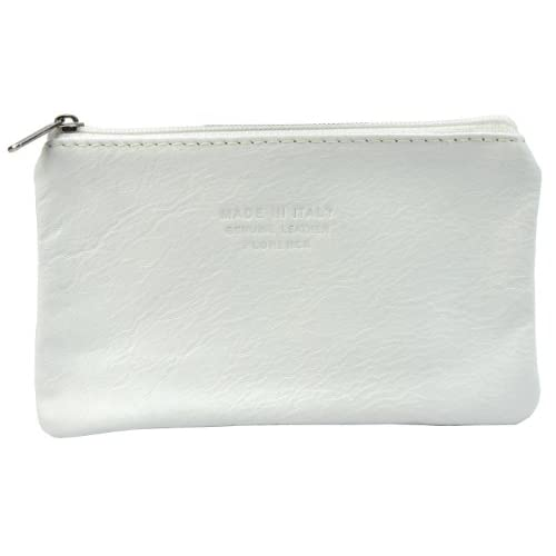 Genuine Italian Soft Leather Purse, Coin Purse or Card Holder. Larger Version