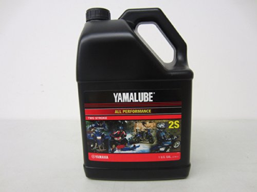 Yamalube-2S Performance Two Stroke Oil Gallon