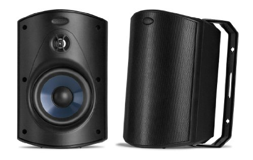 Lowest Price! Polk Audio Atrium 5 Speakers (Pair, Black)