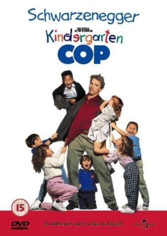 Kindergarten Cop [1990] [DVD] [1991]