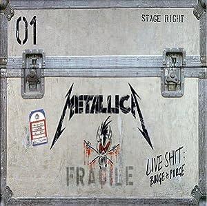 Live Shit: Binge & Purge (3 CDs & 3 VHS Tapes)