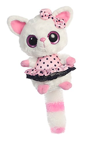 Aurora World YooHoo and Friends Pammee In Pink Plush