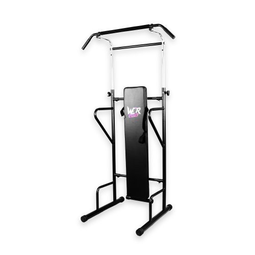 we-r-sports-pull-up-station-banco-ajustable-color-negro