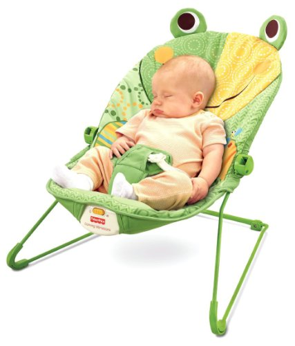 Fisher-Price Hoppy Days Lightweight Bouncer