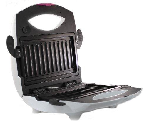 DB-Home Non-Stick 800 watts Sandwich Maker & Panini Grill - Press