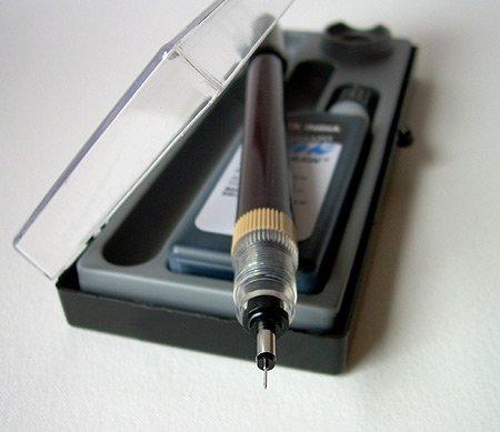 Koh-I-Noor Rapido Sketch Technical Pen Size 3x0/.25